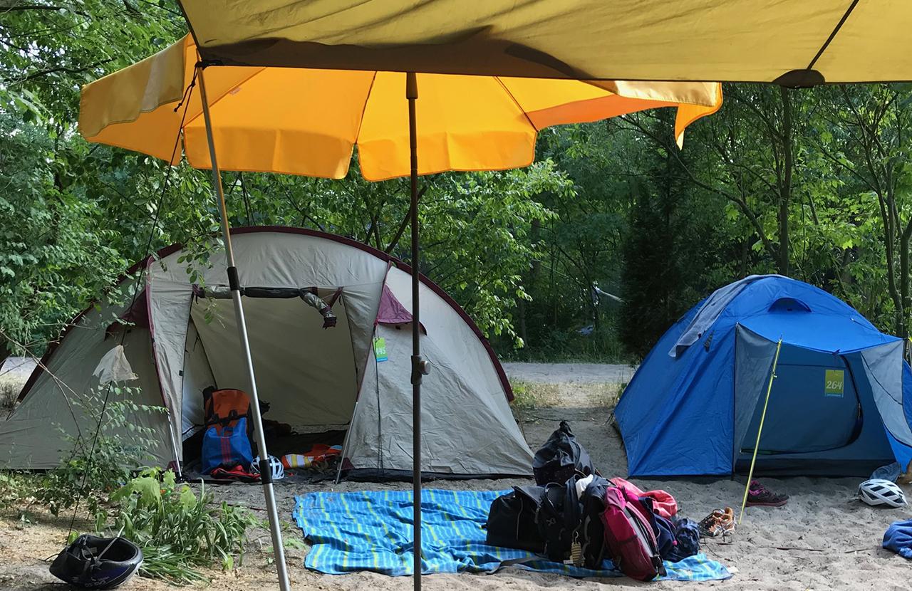 Zeltlager Elbecamp