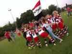 1.E-Mädchen sind Hamburger Pokalsieger 2018