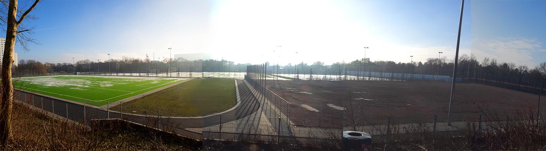 Sportanlage Baurstrasse 01/2019