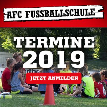 Altona 93 Termine Fussballschule 2019