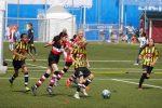 2008er Deerns auf dem Gothia-Cup